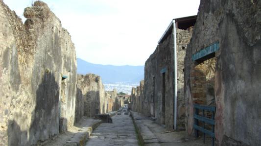 Italien - Pompeii (Region Neapel) Impressionen (6495) Foto: ©Carstino Delmonte (2007)
