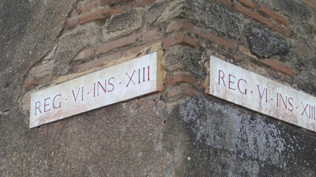 Italien - Pompeii (Region Neapel) Impressionen (6517) Foto: ©Carstino Delmonte (2007)
