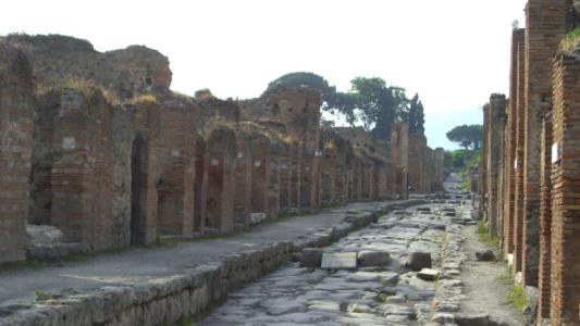 Italien - Pompeii (Region Neapel) Impressionen (6524) Foto: ©Carstino Delmonte (2007)