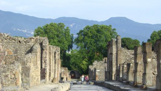 Italien - Pompeii (Region Neapel) Impressionen (6531) Foto: ©Carstino Delmonte (2007)