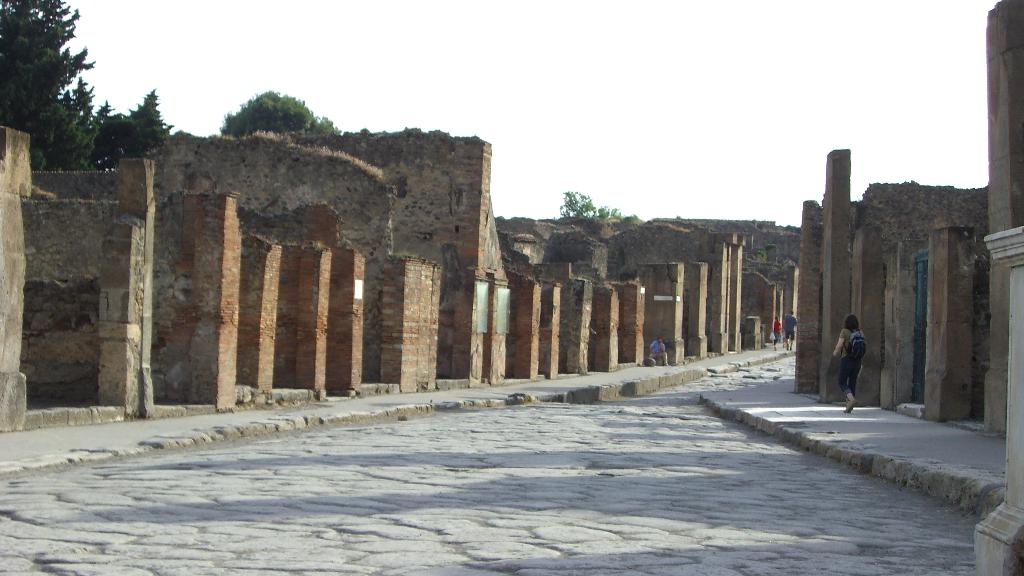 Italien - Pompeii (Region Neapel) Impressionen (6533) Foto: ©Carstino Delmonte (2007)