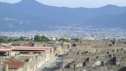 Italien - Pompeii (Region Neapel) Impressionen (6484) Foto: ©Carstino Delmonte (2007)
