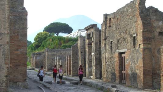Italien - Pompeii (Region Neapel) Impressionen (6520) Foto: ©Carstino Delmonte (2007)