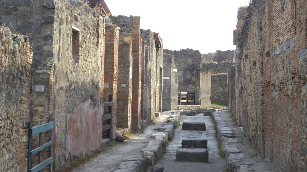 Italien - Pompeii (Region Neapel) Impressionen (6525) Foto: ©Carstino Delmonte (2007)