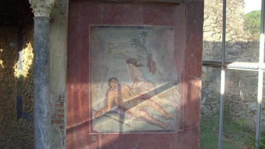 Italien - Pompeii (Region Neapel) Impressionen (6591) Foto: ©Carstino Delmonte (2007)