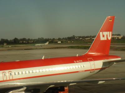 LTU - Charterairline aus Düsseldorf (ab 2008 Air Berlin) (1938) Foto: ©Carstino Delmonte (2008)