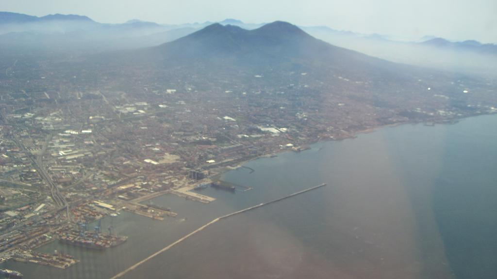 Neapel, Italien Impressionen Neapel, Vesuv und Region