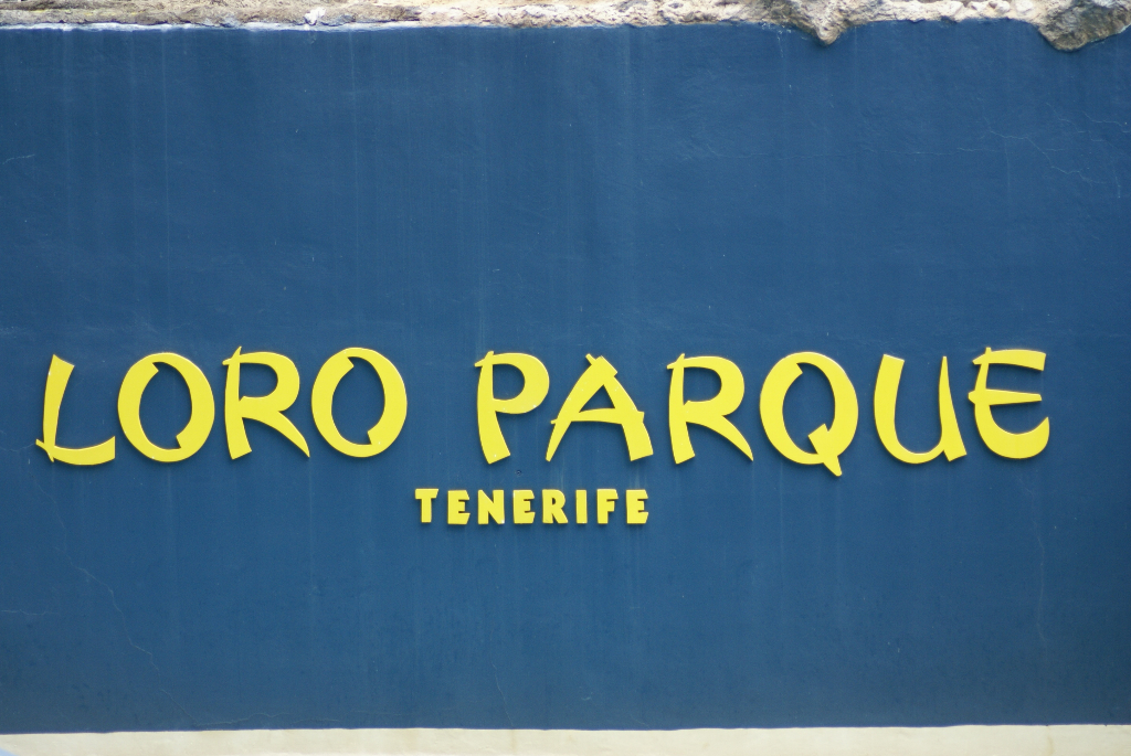 Teneriffa, Spanien - Loro Parque