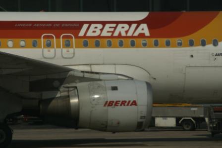 Iberia - die spanische Traditionsairline (05187) Foto: ©Carstino Delmonte (2009)
