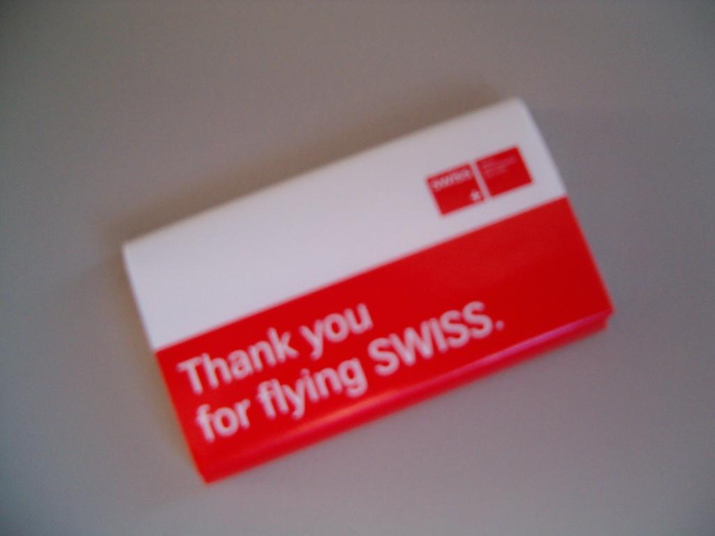 Swiss - schweizerisches Lufthansa-Unternehmen (03845) Foto: ©Carstino Delmonte (2009)