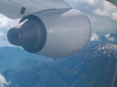 Air Dolomiti - italienisches Lufthansa-Unternehmen (02018) Foto: ©Carstino Delmonte (2006)