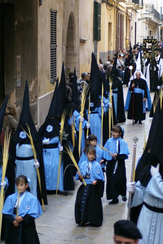 Semana Santa-Prozession Palma de Mallorca (00823), Foto: ©Carstino Delmonte