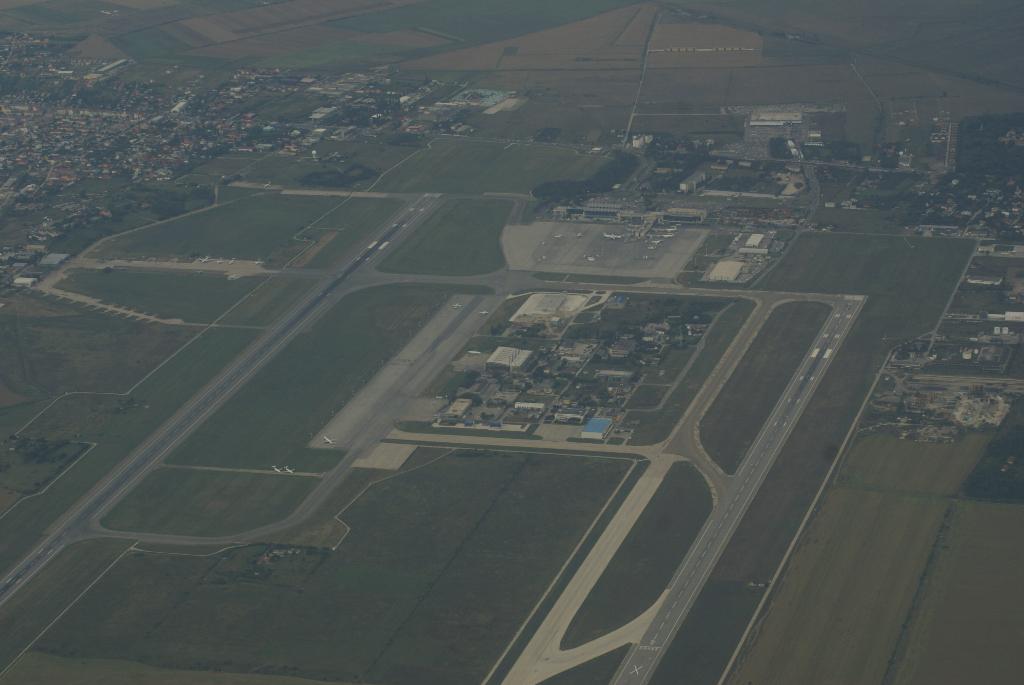 Airports - Bucharest-Otopeni, Rumänien, Foto: ©Carstino Delmonte (2008)