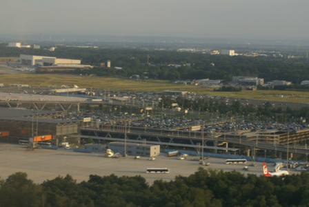 Airports - Köln-Bonn, Deutschland, Foto: ©Carstino Delmonte (2008)