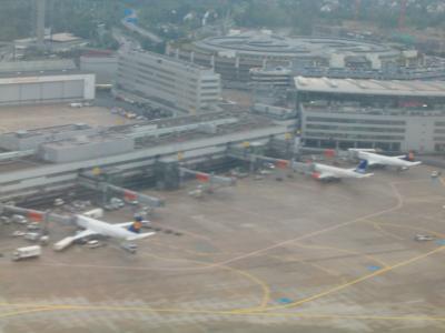 Airports - Düsseldorf, Deutschland, Foto: ©Carstino Delmonte (2006)