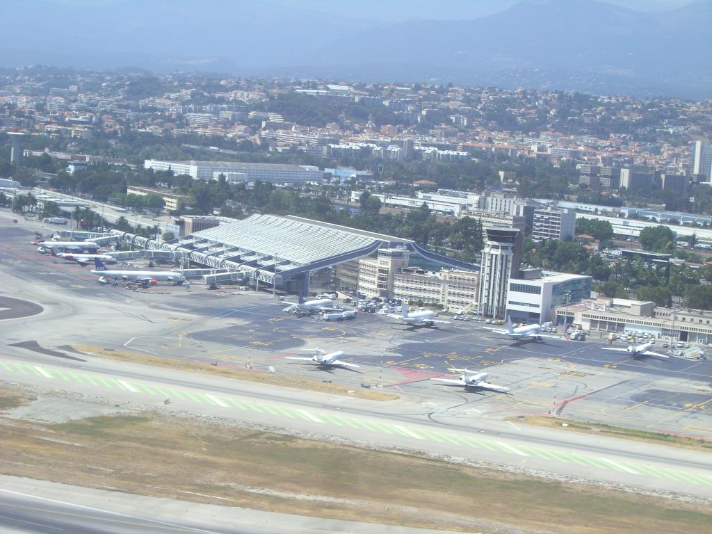 Airports - Nizza, Frankreich, Foto: ©Carstino Delmonte (2007)