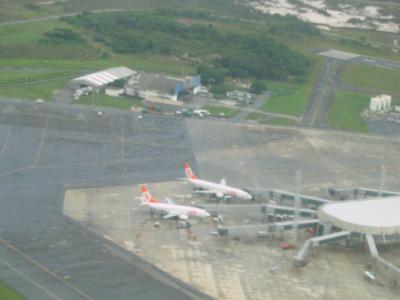 Airports - Salvador, Brasilien, Foto: ©Carstino Delmonte (2005)