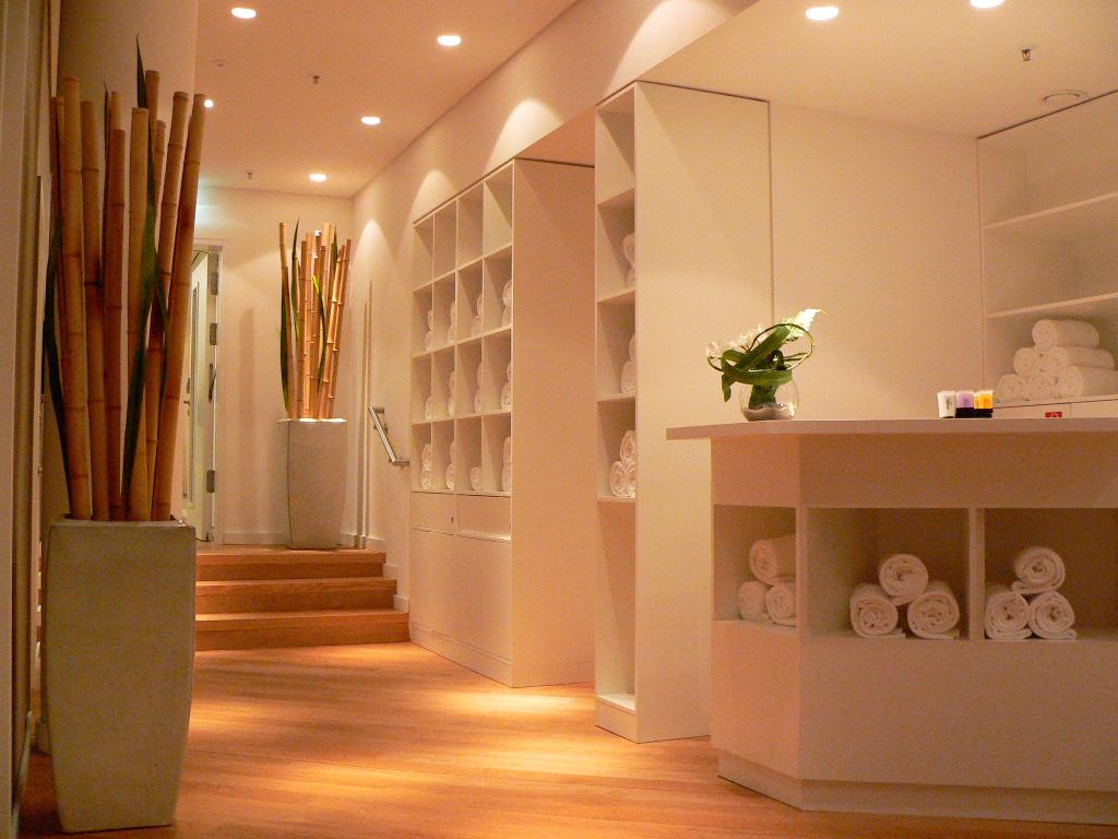 Dresden - Innside Sol Melia Hotels - Saunabereich