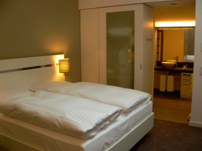 Dresden - Designer- Zimmer im neun Innside Sol Melia Hotel
