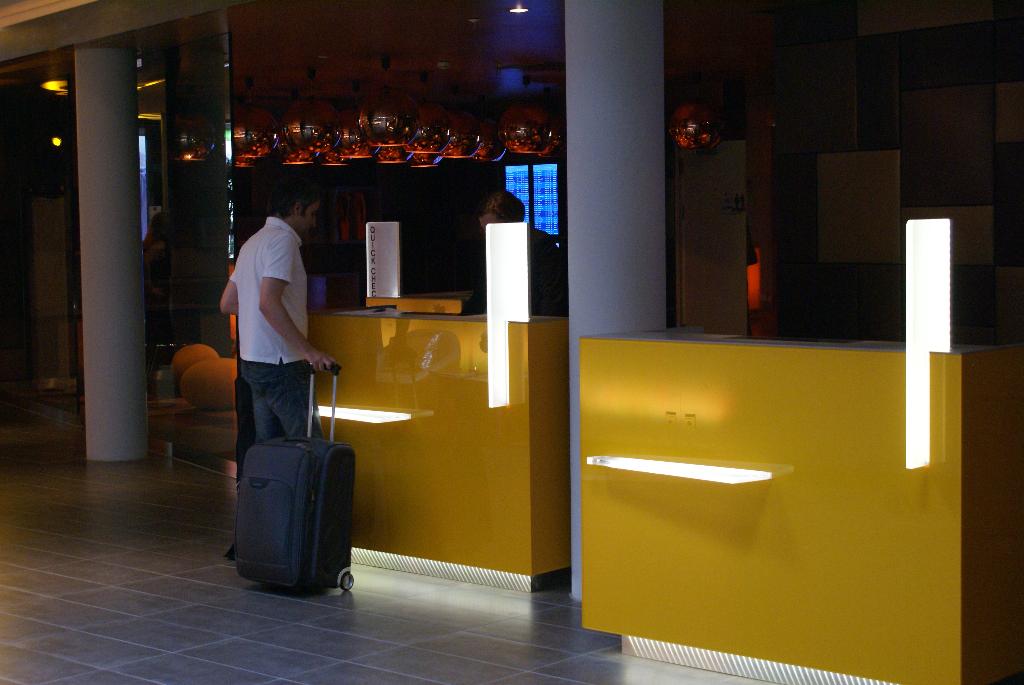 München Airport Novotel - das zweite Haus direkt am Flughafen