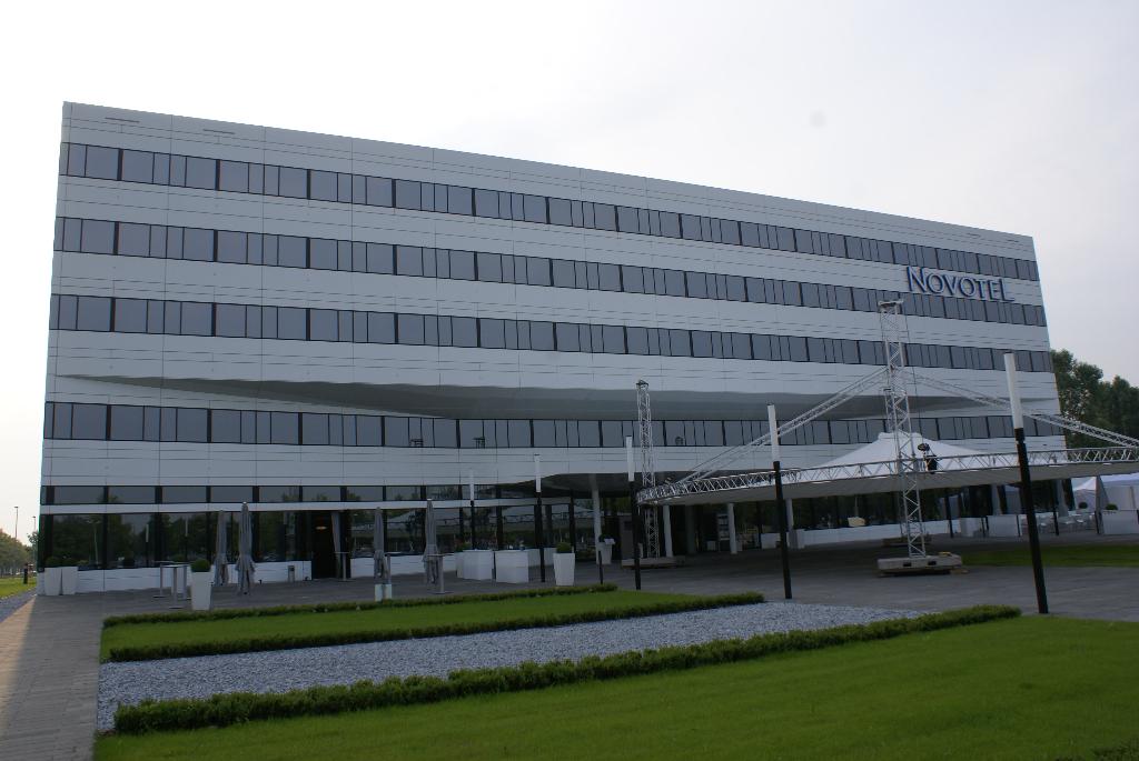 Novotel München Airport Eröffnung 30.Juni 2010