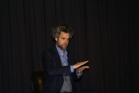 Christoph Schlingensief, Käutnerpreis-Verleihung in Düsseldorf am 2. März 2010