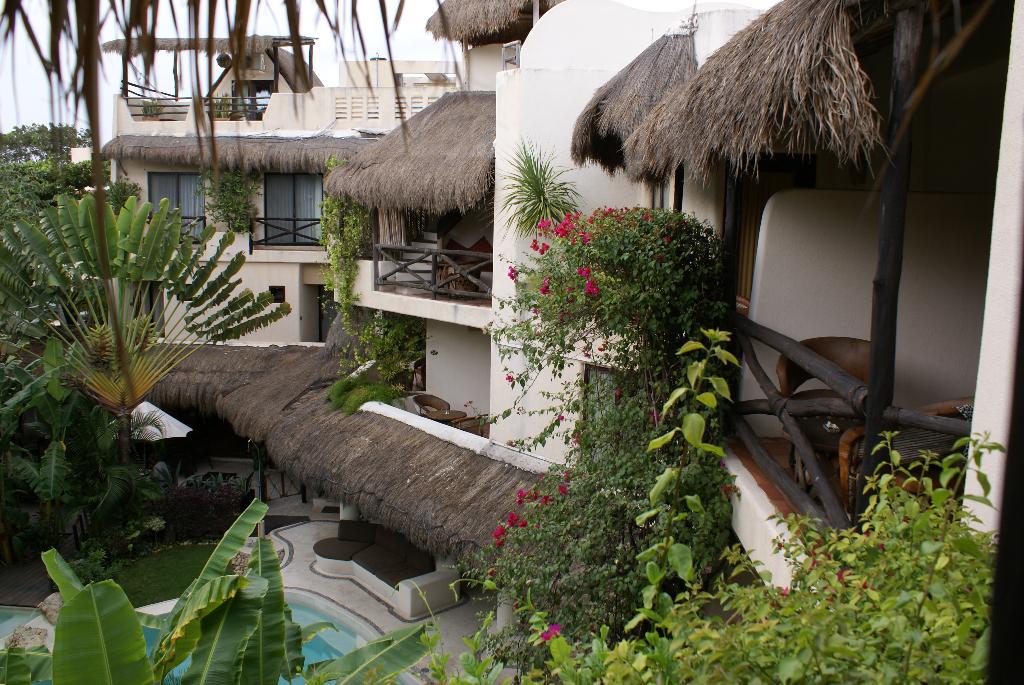 Playa del Carmen, Mexiko - Hotel La Tortuga