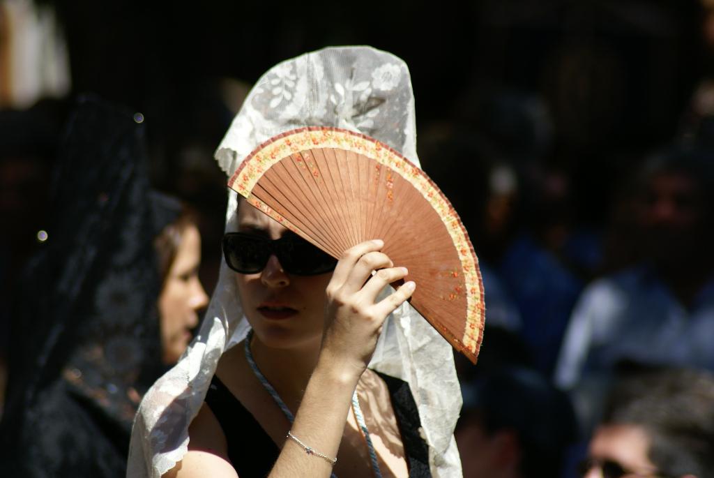 Toledo, Spanien - traditionelle Fronleichnamsfeierlichkeiten 2009