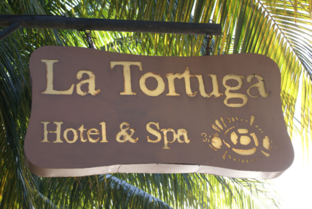 Playa del Carmen, La Tortuga Boutiquehotel