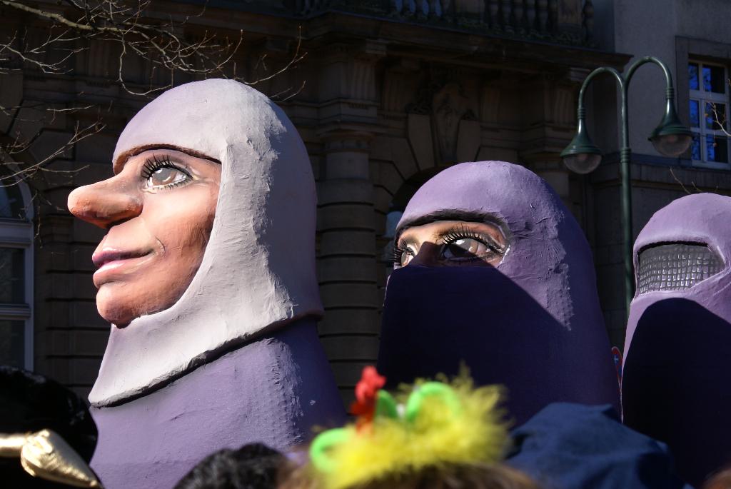 Düsseldorf Karneval 2011