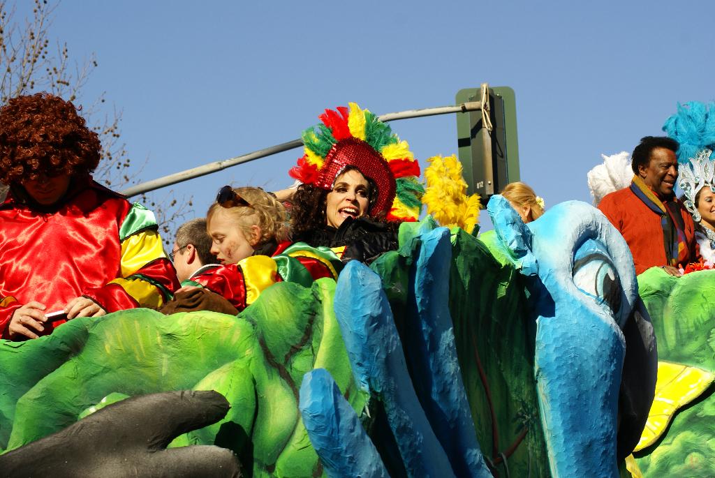 Düsseldorf Karneval März 2011