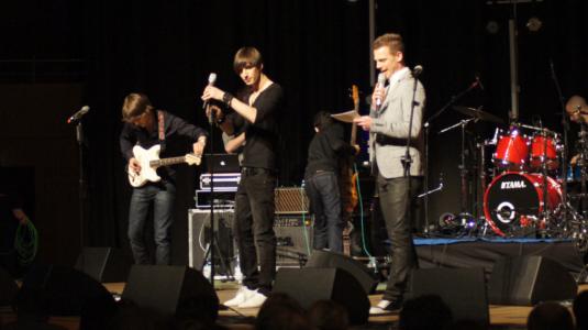 Tontalente - ESC-Auftakt-Event für Newcomerbands