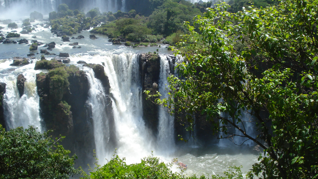 Iguassu, Brasilien
