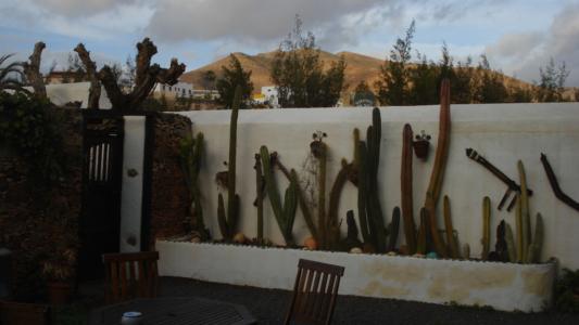 Fuerteventura, Spanien - Hotel Pájara Casa Isaitas (07450), Foto: ©Carstino Delmonte (2009)