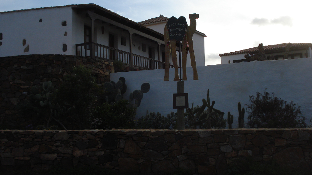 Fuerteventura, Spanien - Hotel Pájara Casa Isaitas (07468), Foto: ©Carstino Delmonte (2009)