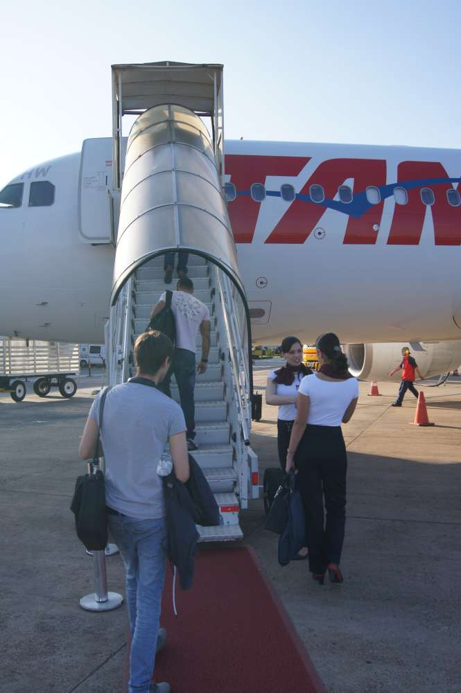 TAM Airlines of Brazil 3