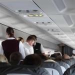 Giftige Schadstoffe in Flugzeugkabinen