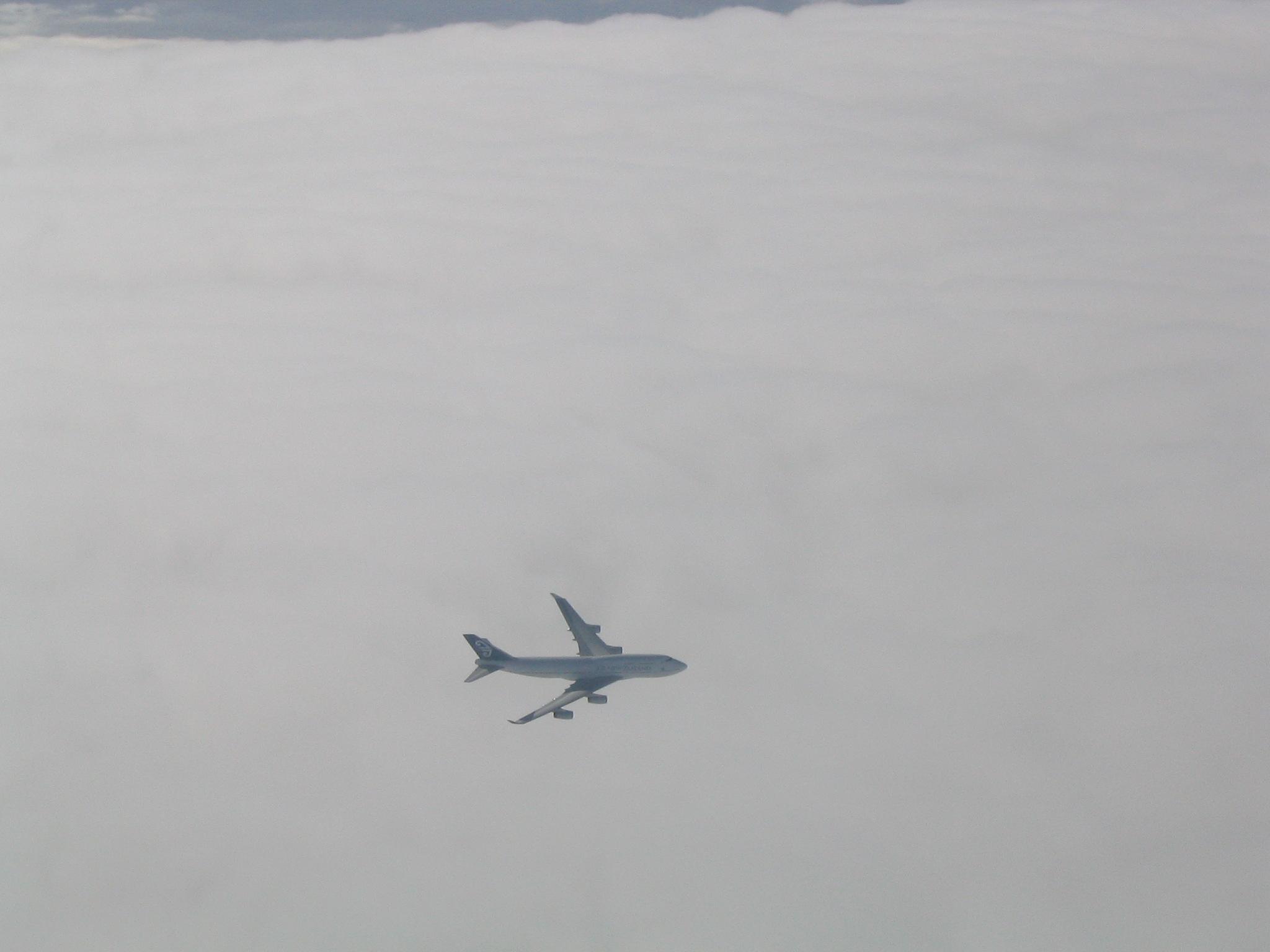 Flugausfälle wegen Tropensturm in Neuseeland