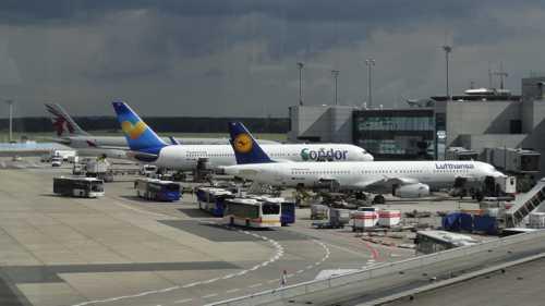 Fraport-Verkehrszahlen 2018: Mehr als 69,5 Millionen Passagiere am Flughafen Frankfurt