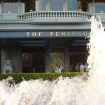 The Peninsula Hotels mit eigenem Kofferset