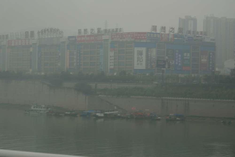 """Vergiftet: 60 Prozent des Grundwassers in China sind untrinkbar. """"Green Seven 2016: Save the Water"""""""