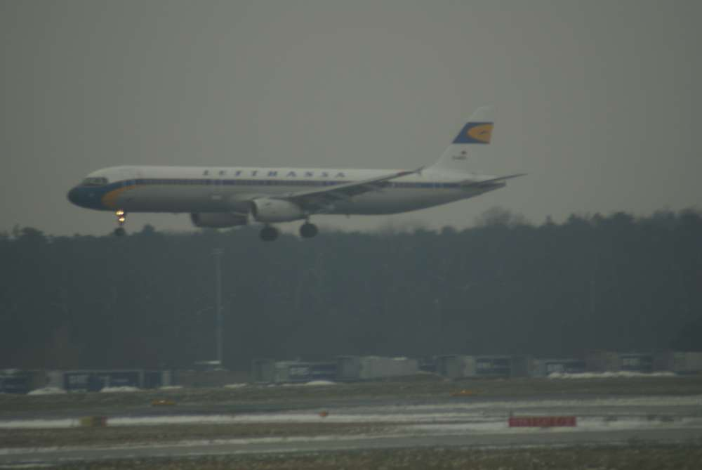 Fraport-Verkehrszahlen im Februar 2019: Noch mehr Flüge heben ab
