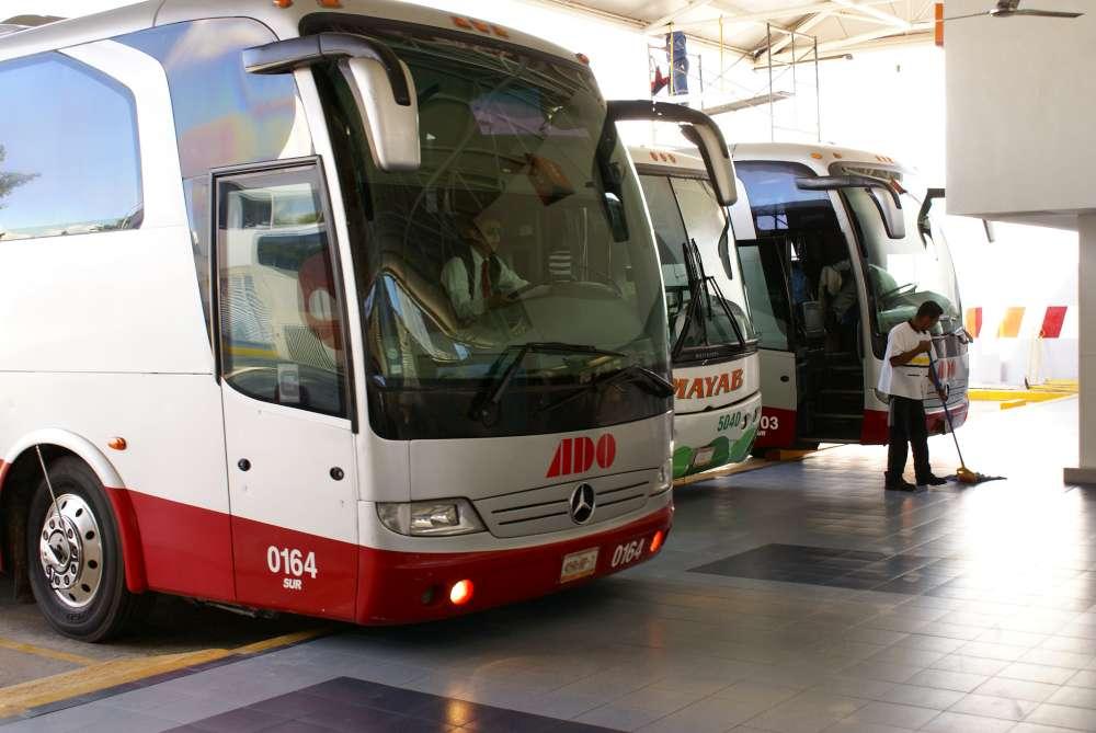 Neueste Technologien erhöhen Schutz von Busreisenden