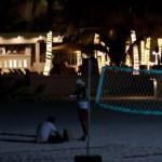 Mitternachtsschwimmen auf Ibiza