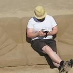 Digitale Orientierungshilfe – Ein Blick auf das Smartphone verrät den UV-Index