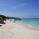 Nicaragua: Ab an den Strand!