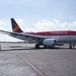 Kolumbianische Avianca fliegt von München nach Bogotá