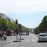 Autofahren in Paris – nichts für schwache Nerven