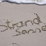 Jetzt schon an der Strandfigur für den Sommer 2019 arbeiten