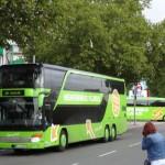 FlixBus testet als weltweit erster Anbieter E-Busse im Fernverkehr